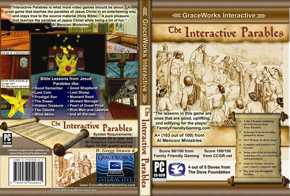 Interactive Parables - Bible-base game from GraceWorks
